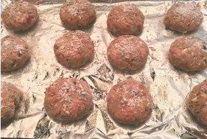 formed cake-lets