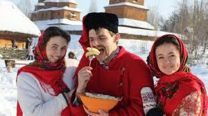 Vareniki Festival, in Ukraine