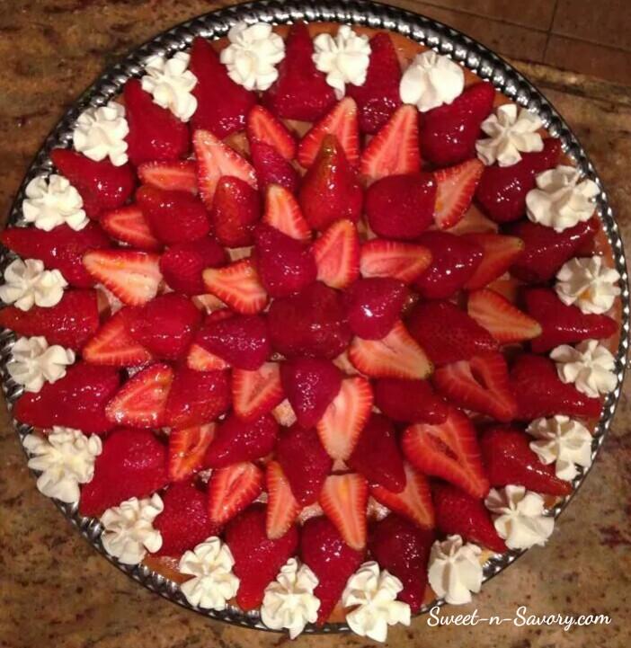 White Chocolate Covered Strawberries Strain